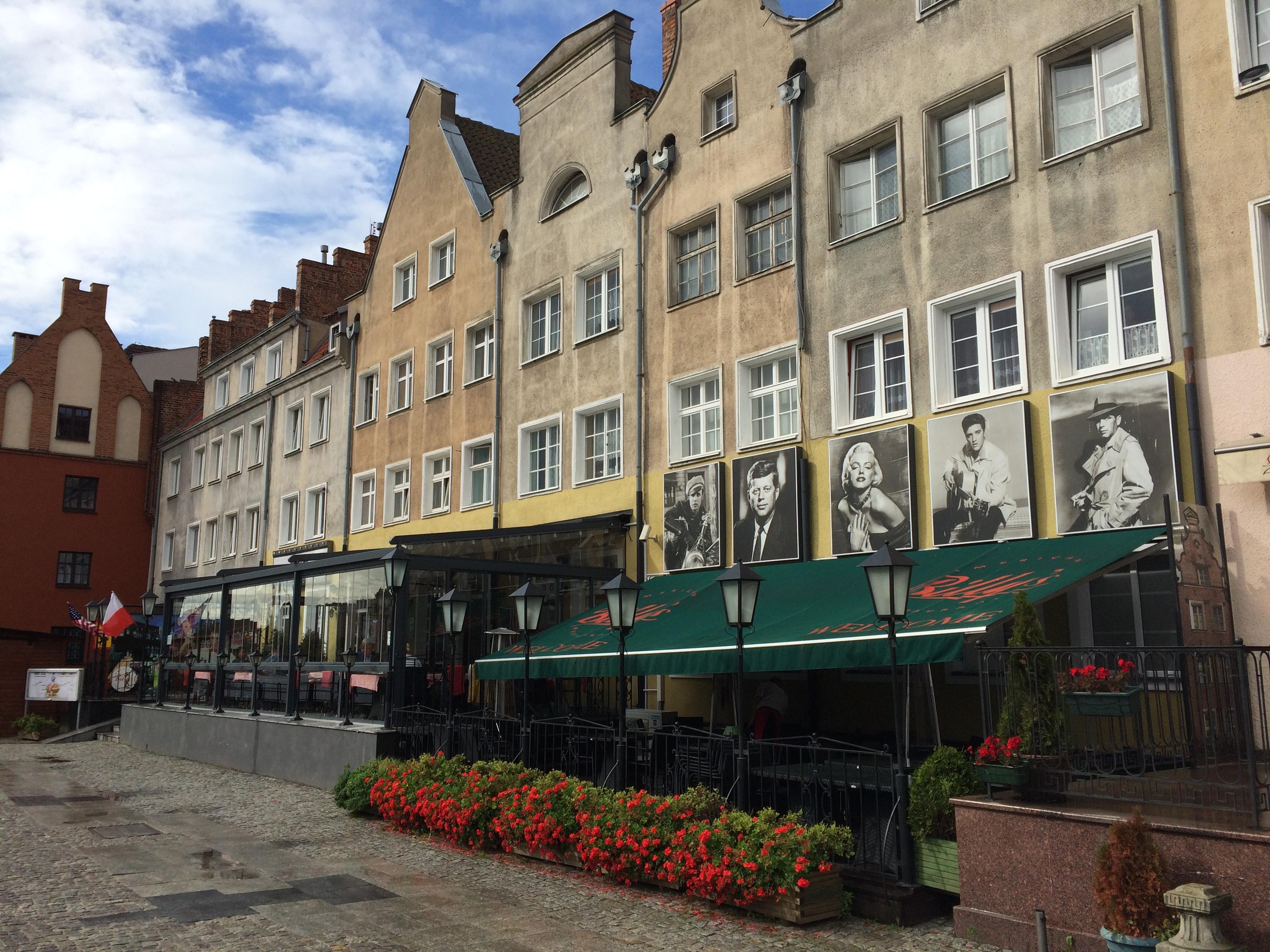 Billys American Restaurant Gdańsk Nad Motławą Bezfarmazonu