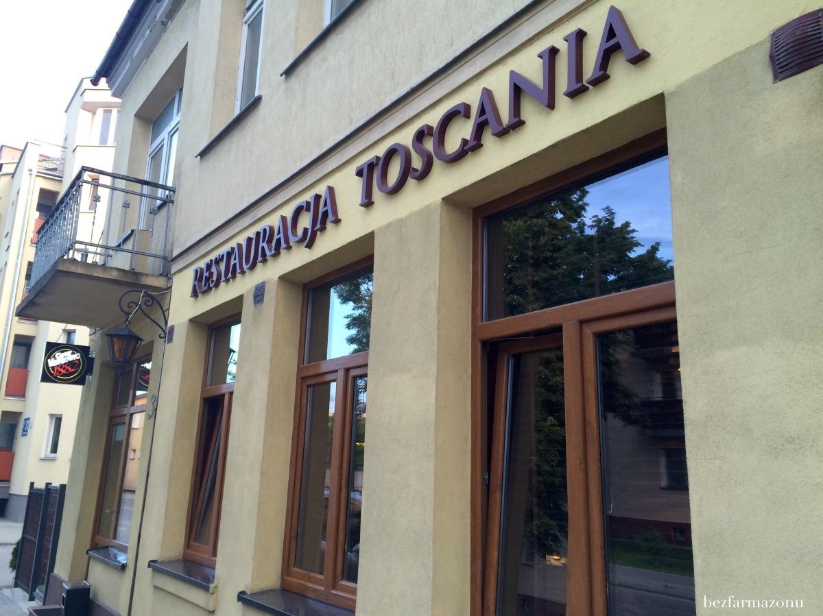 Więcej niż pizza - Restauracja Toscania - CHEŁM, ul. Reformacka