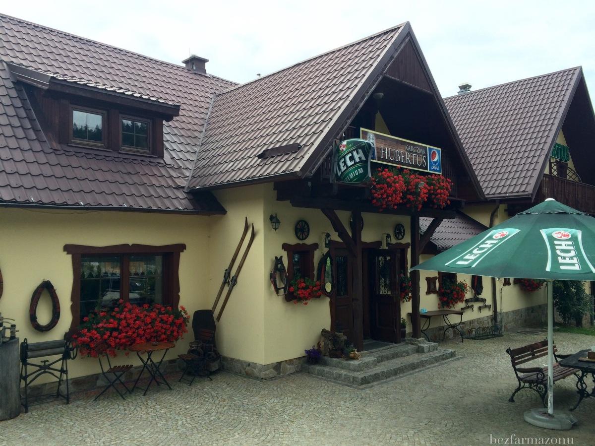 Smacznie i świeżo - Karczma Hubertus - SIENNA, Czarna Góra
