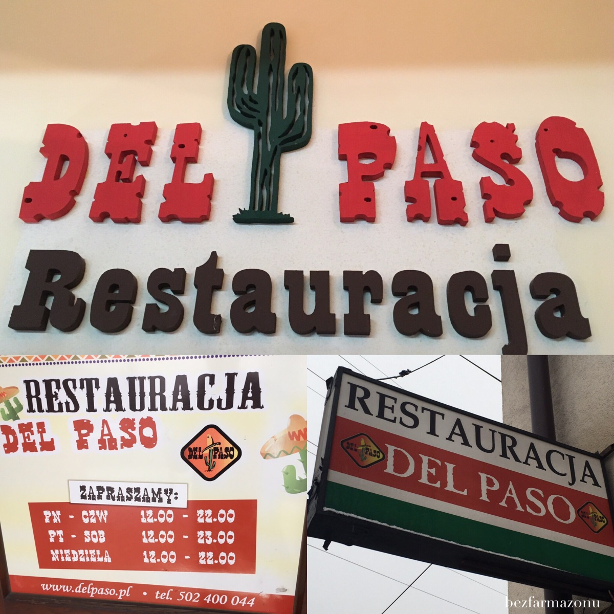 Ale Meksyk! - Restauracja Del Paso - Trzebinia