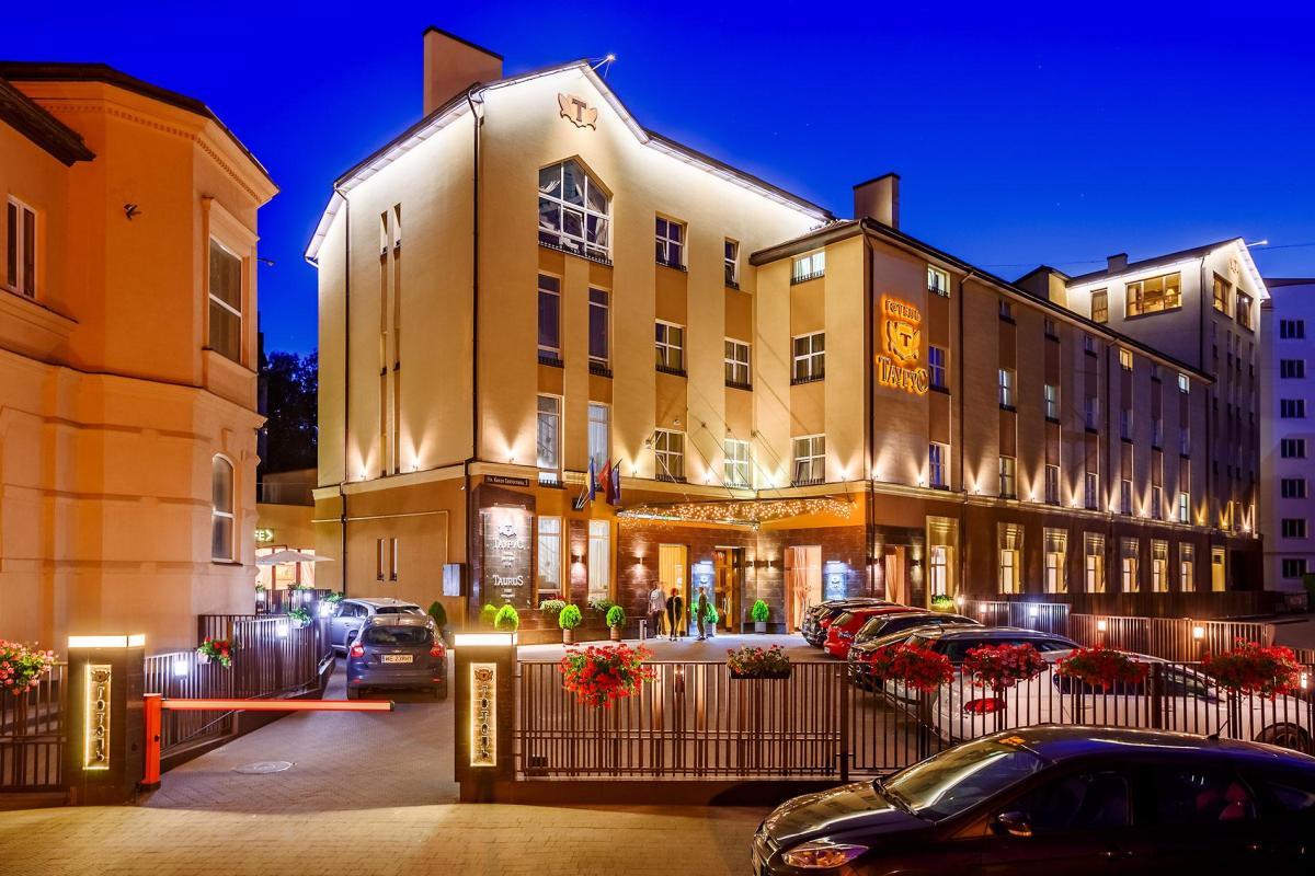 Udany wypoczynek gwarantowany - Taurus Hotel & SPA**** Lwów - Ukraina