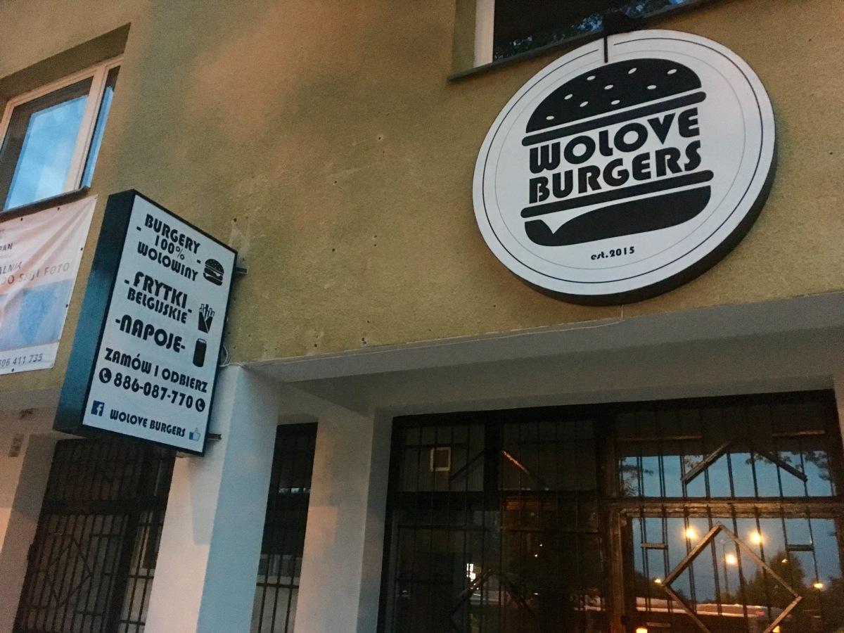 Nowohuckie Wolove Burgers - KRAKÓW, Mistrzejowice