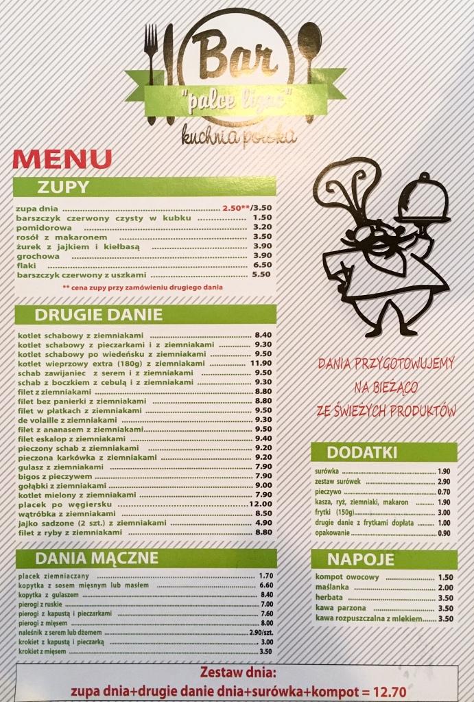 Domowe Obiady W Doskonałych Cenach Bar Kuchnia Polska