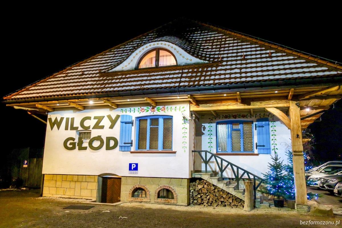 Ratunek na zakorkowanej Zakopiance - Wilczy Głód - Krzyszkowice