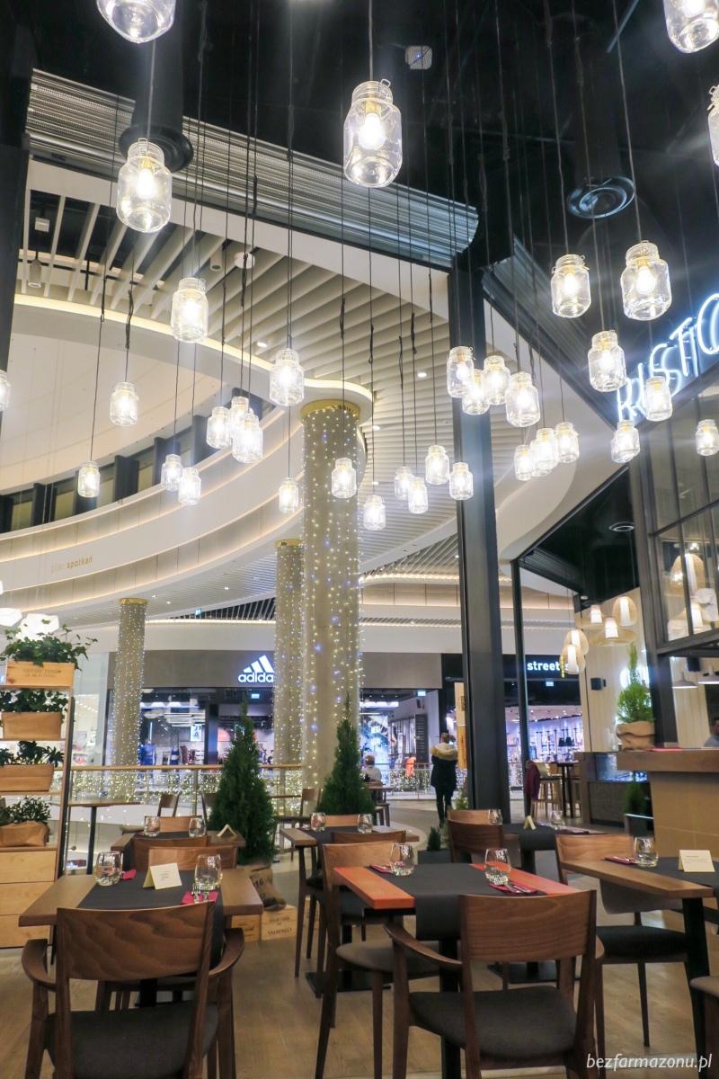 Odkrywanie Italii po zakupach - Cucina Aperta - Galeria Serenada - KRAKÓW, ul Bora Komorowskiego