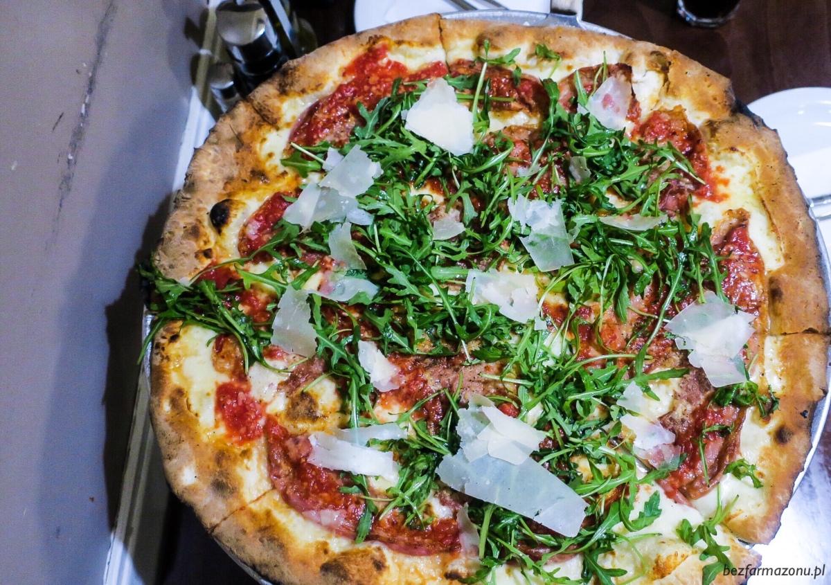 Jedna z najlepszych pizzerii w Krakowie - Pizza Garden - KRAKÓW, ul. Rakowicka 1