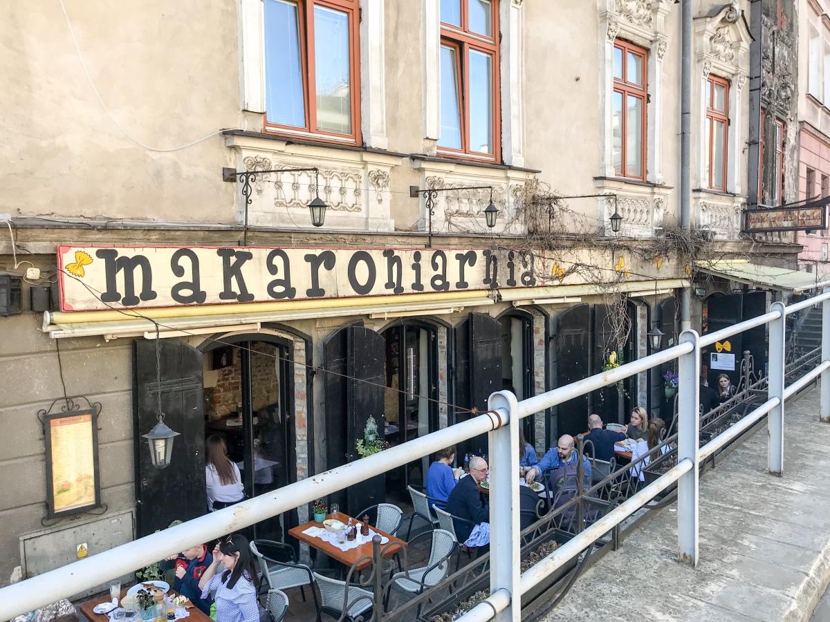 Pośpiech w kuchni nie popłaca - Makaroniarnia - KRAKÓW, ul. Brodzińskiego