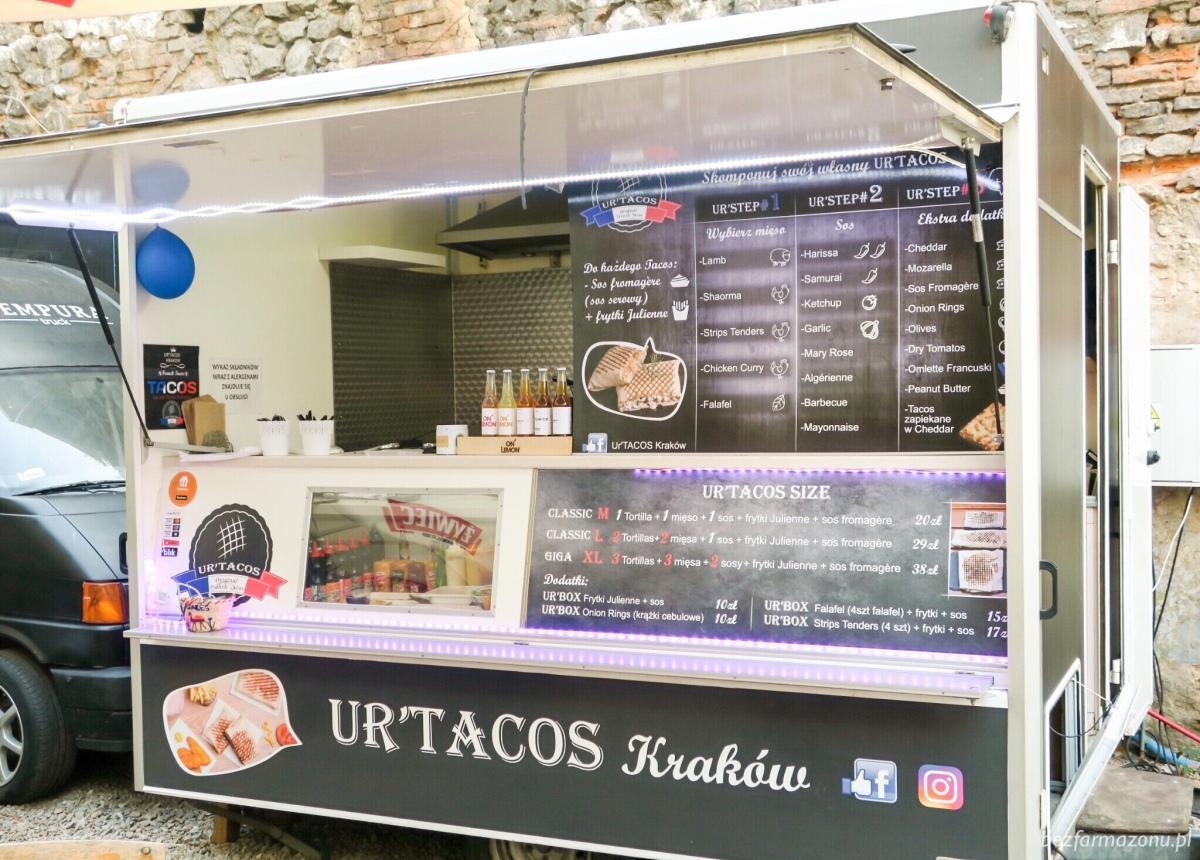 Streetfood z francuskich ulic - Ur Tacos - KRAKÓW, ul. Dajwór
