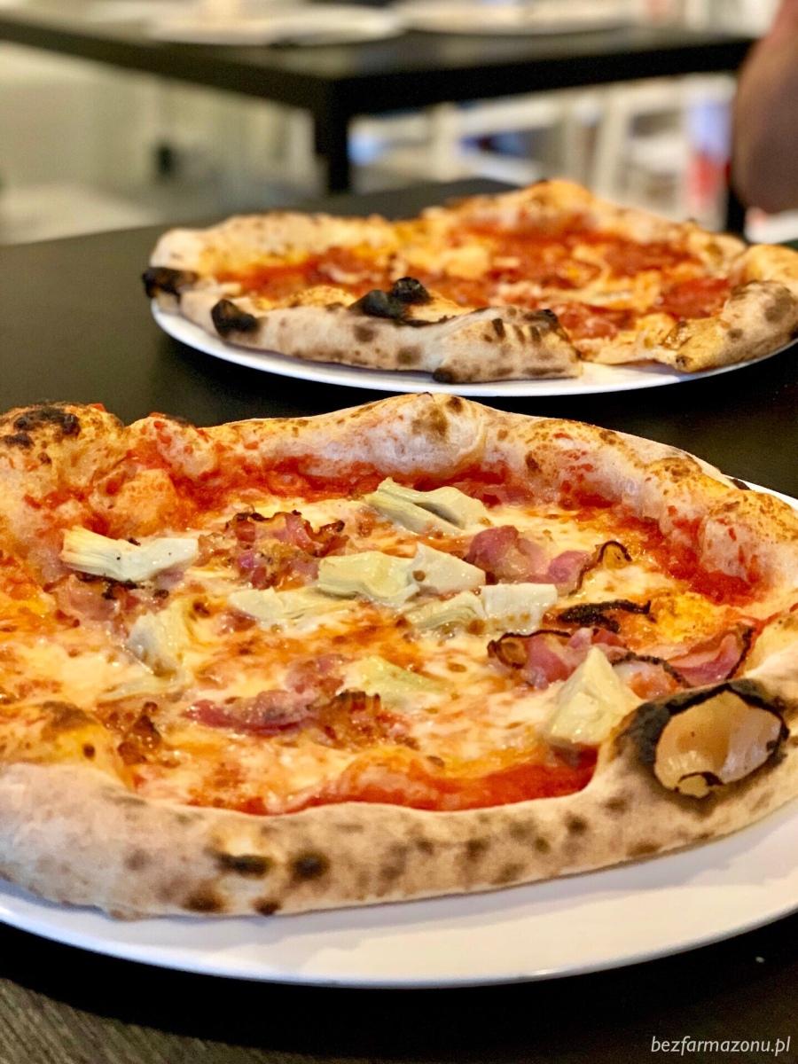 Wyborna neapolitańska pizza - EnPlato - KRAKÓW / Bibice